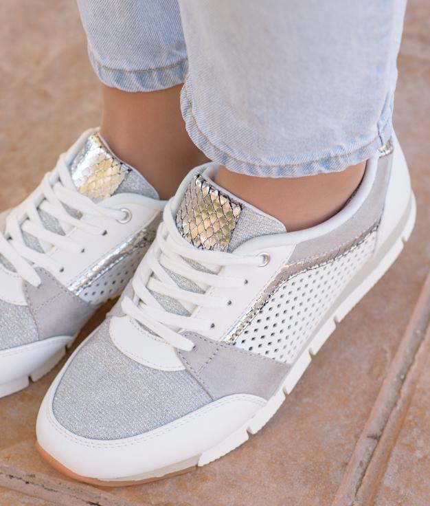 Sneakers Boberi - White