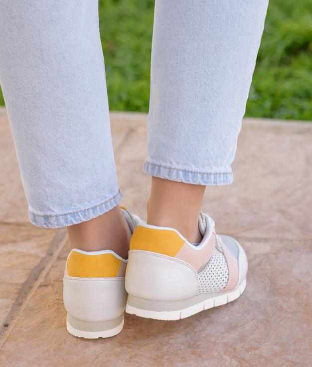 Sneakers Boberi - Multicolorido