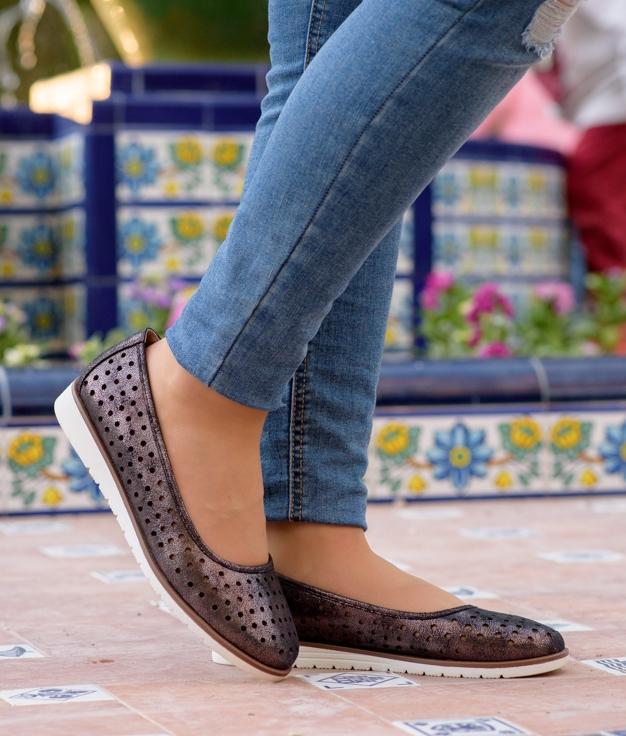 Zapato Xali - Noir