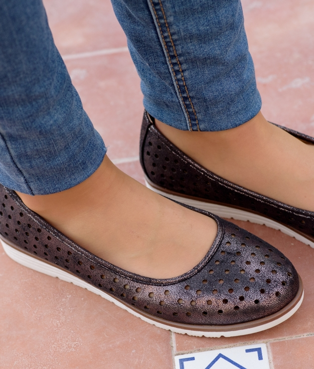 Zapato Xali - Black