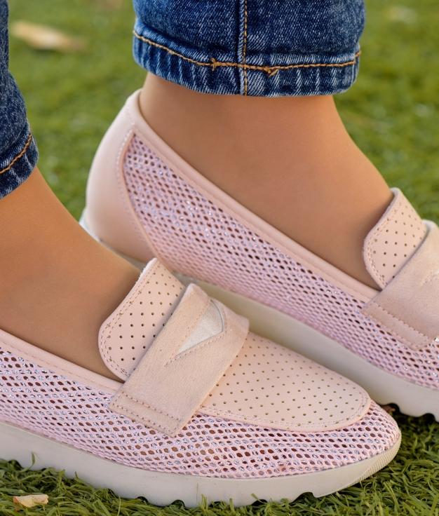Zapato Palina - Nude