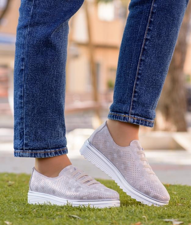 Sneakers Zaplon - Beige