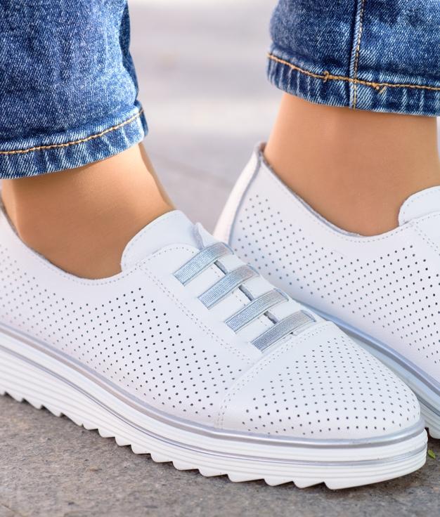 Sneakers Zaplon - Blanco