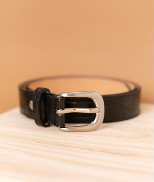 Cinturón Belium - Black