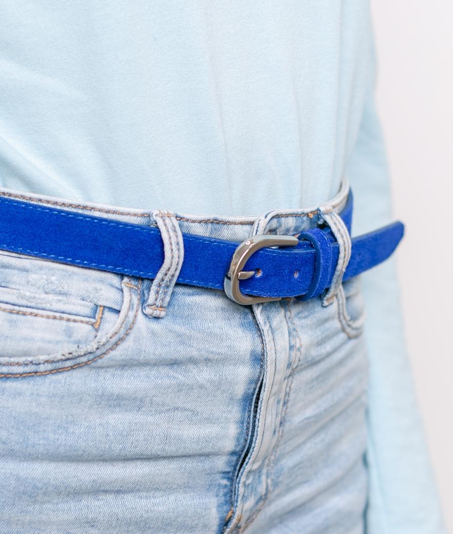Cinturón Tamer - Bleu Klein