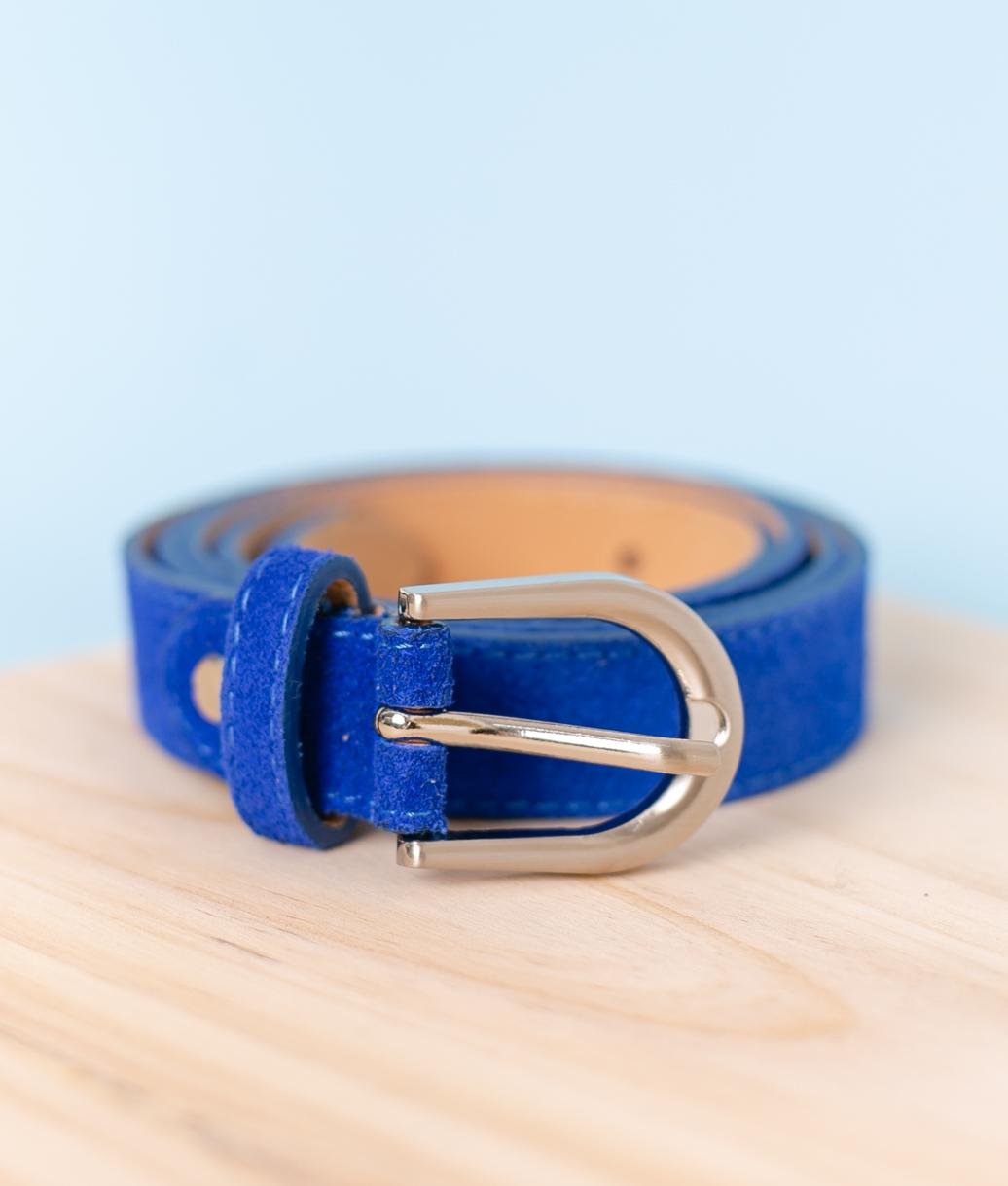 Cinturón Tamer - Azul Klein