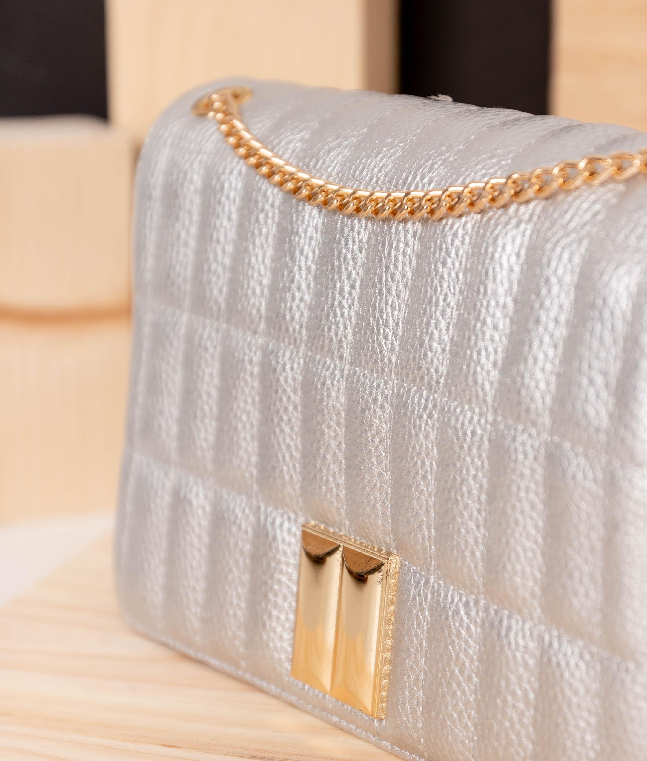 Bag Cindo - Silver