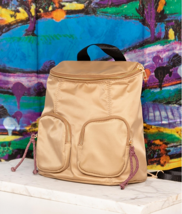 Backpack Kaleku - Taupe