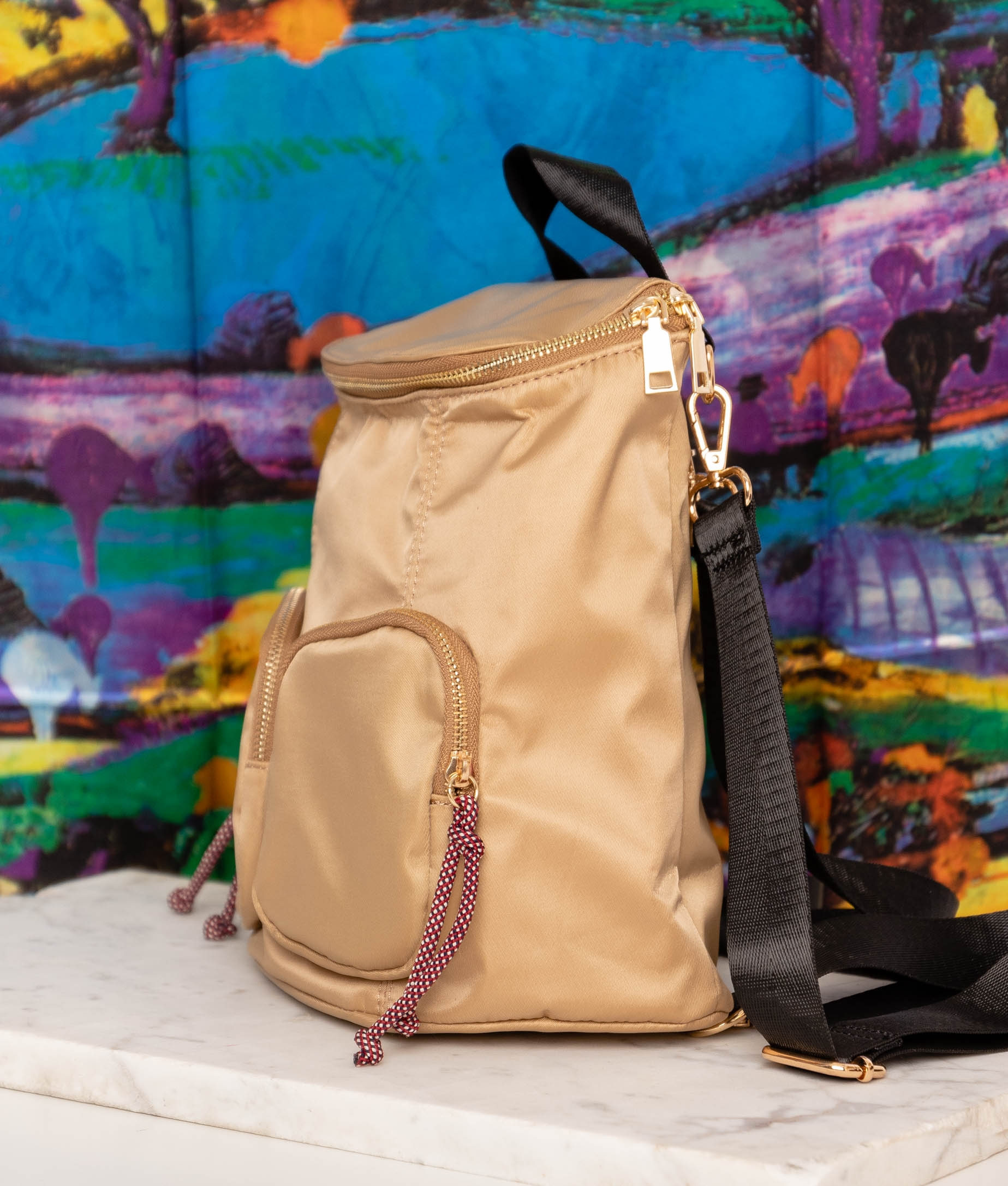 Backpack Kaleku - Taupe