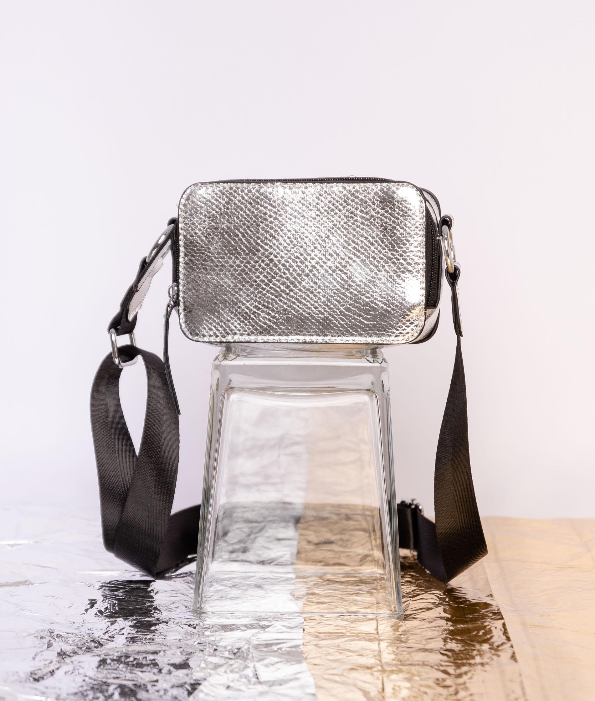 Bag Gunte - Silver