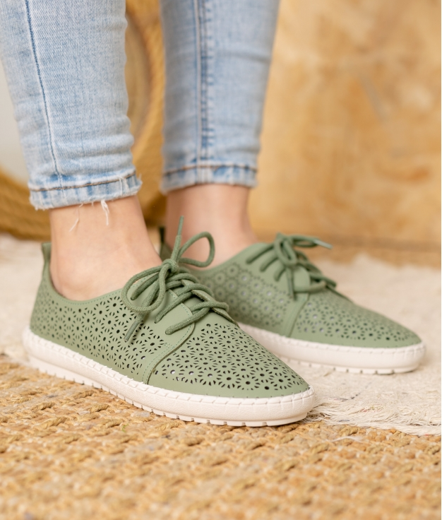 Sneakers Daigo - Green
