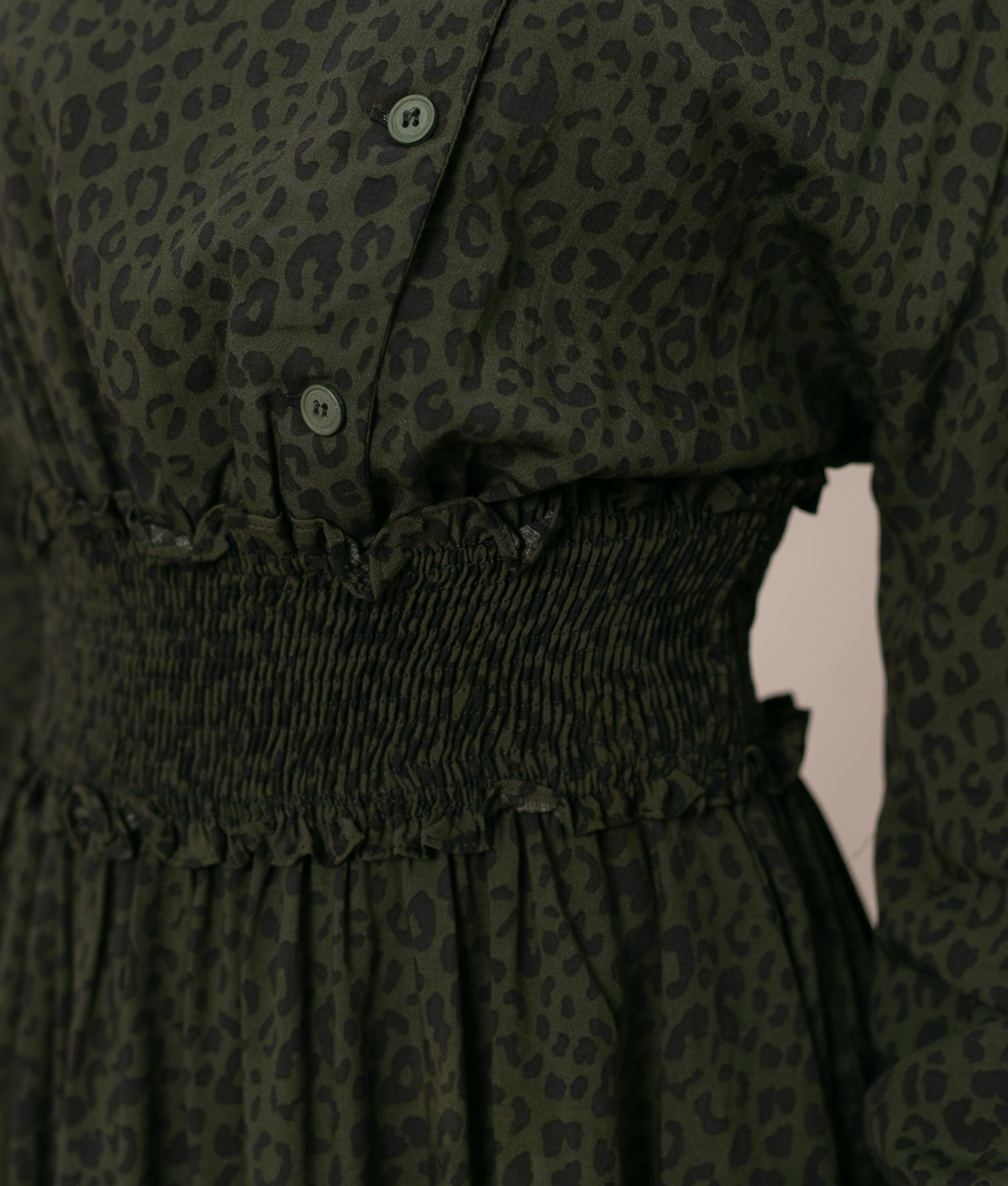 Vestido Angola - Verde