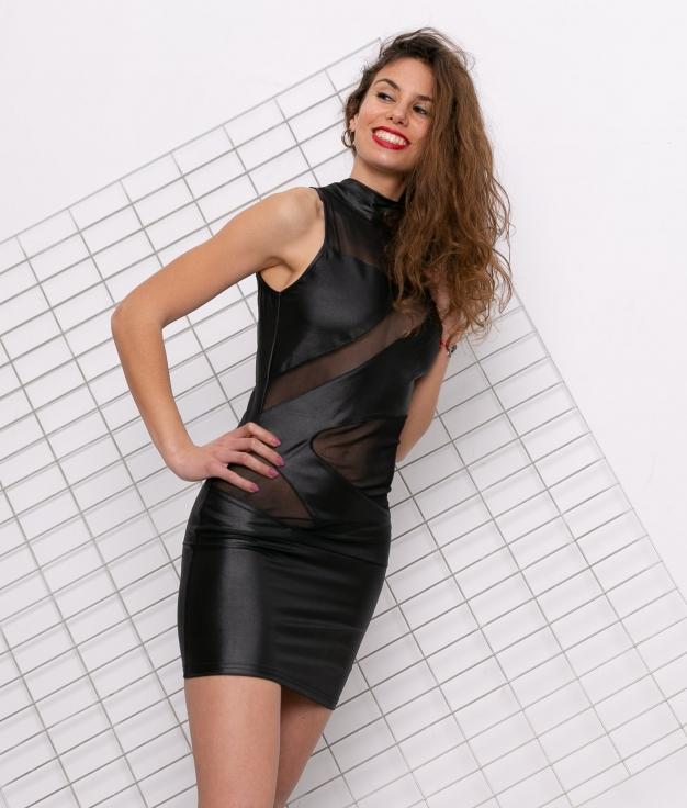 Vestido Sullivan - Negro