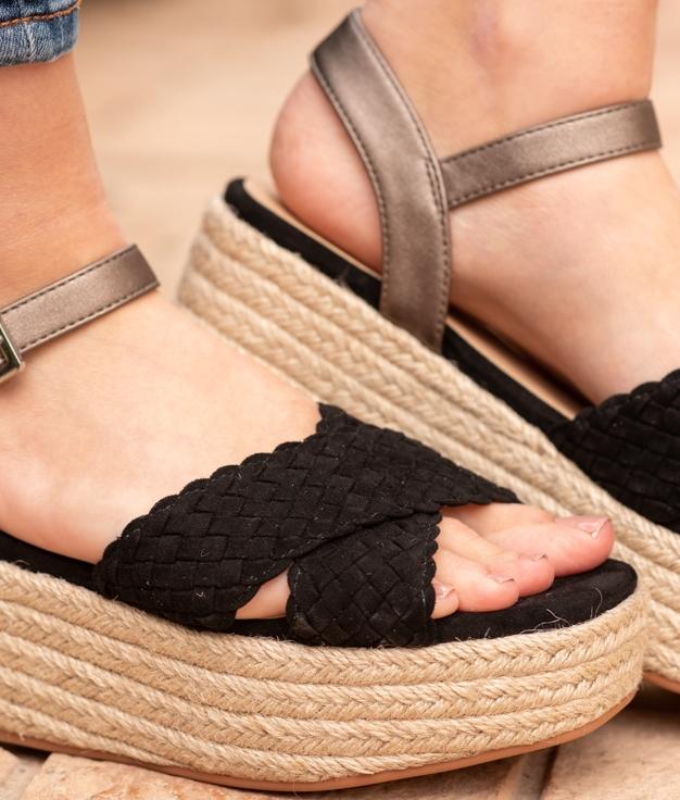 Sandal Losare - Black