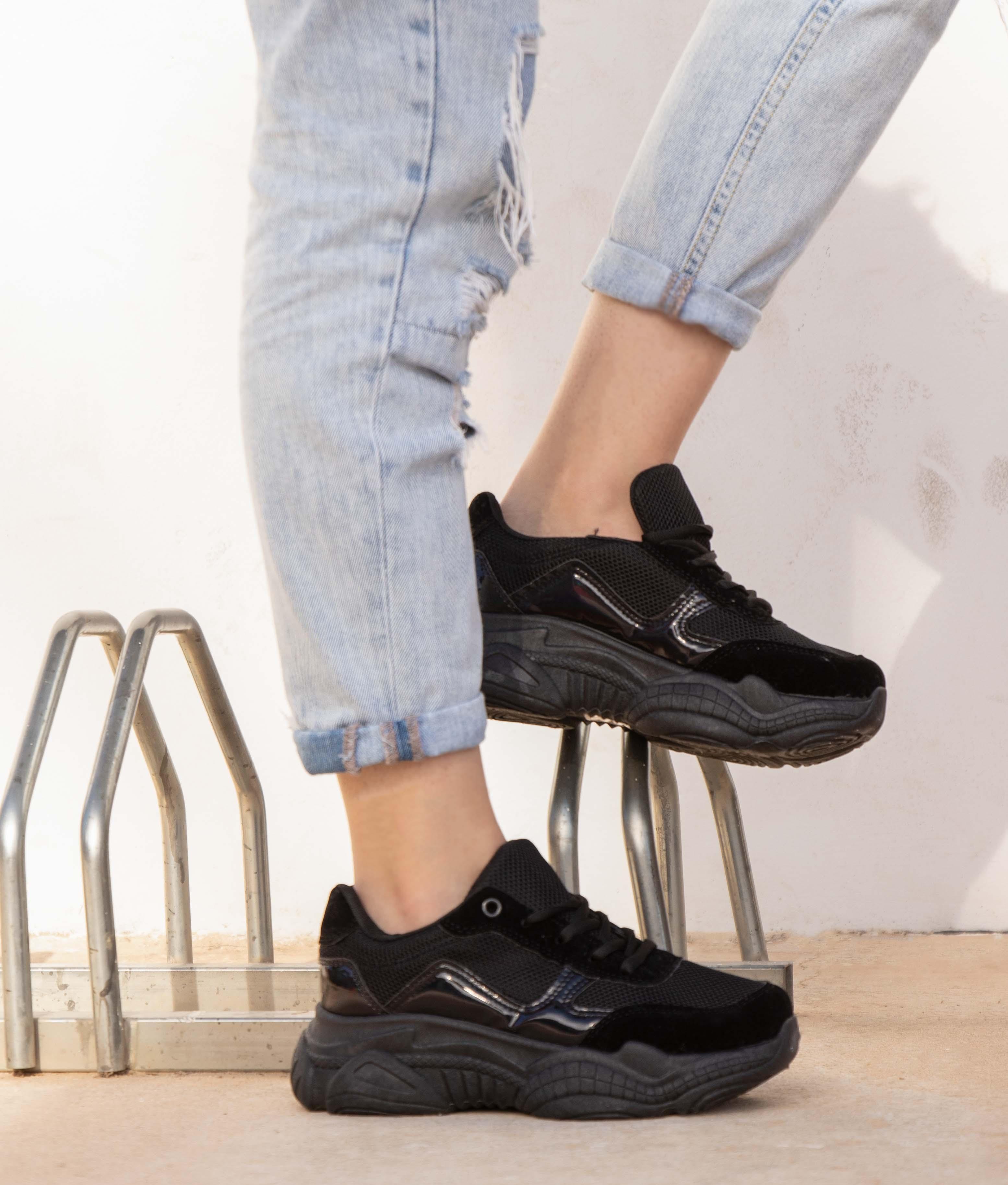 Sneakers Sonul - Nero
