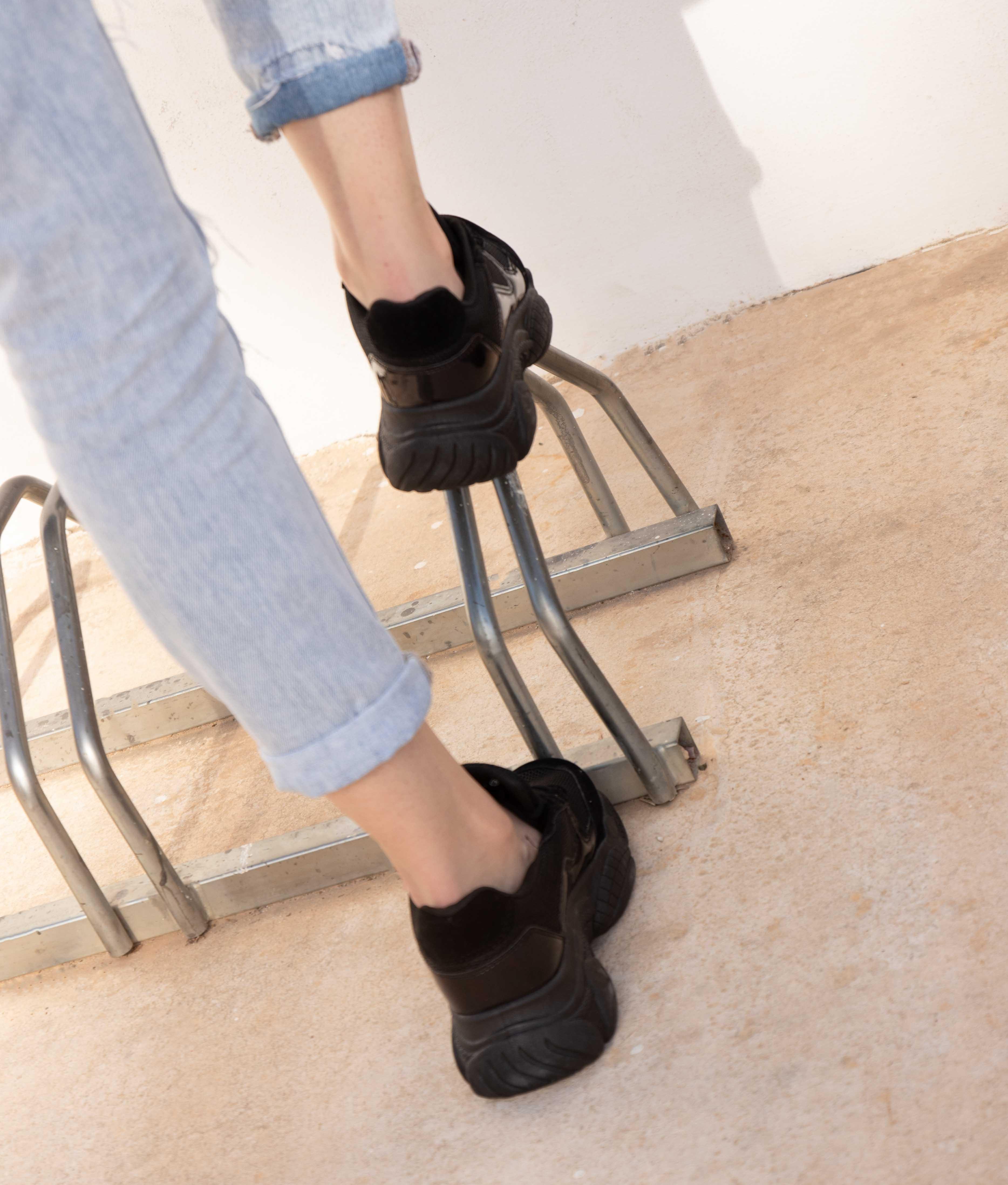 Sneakers Sonul - Negro