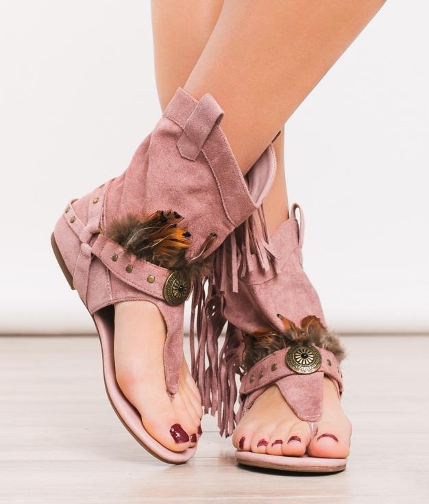 Sandal Reiki - Pink