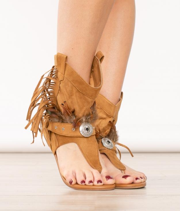 Sandal Reiki - Camel