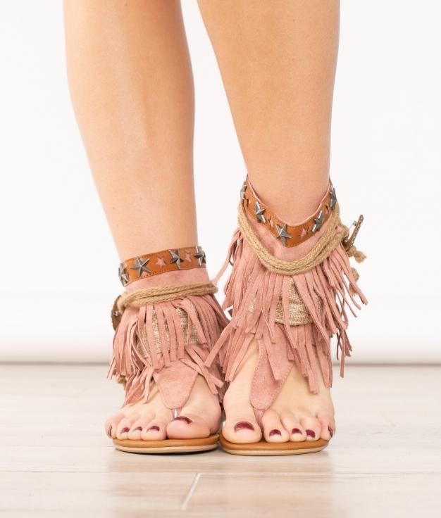 Sandal Dakani - Pink