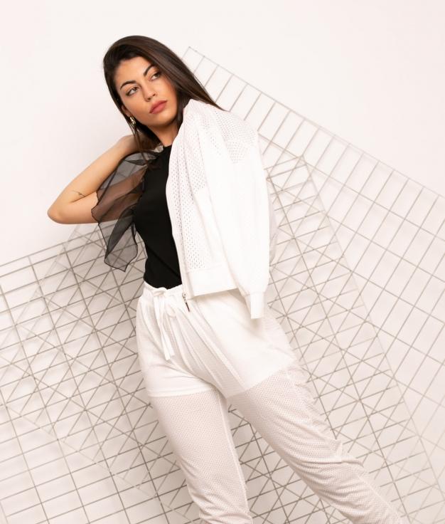 Jacket Ondry - White