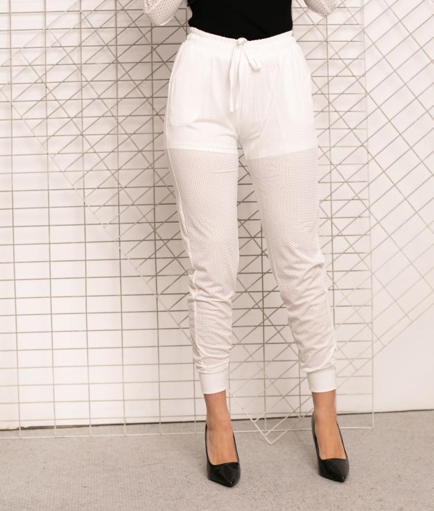 Pantalón Ibun - Blanc