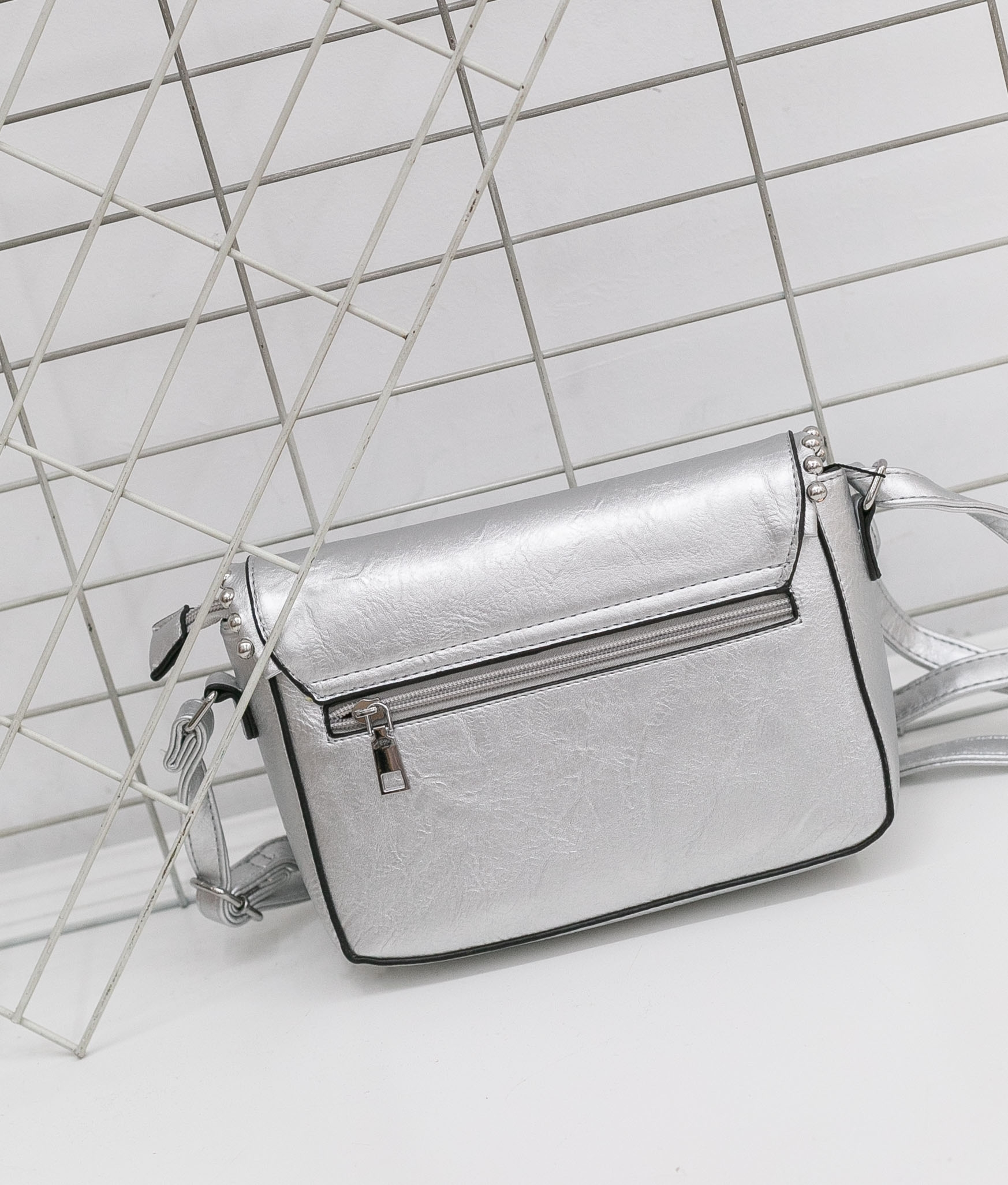 Bag Tenis - Silver
