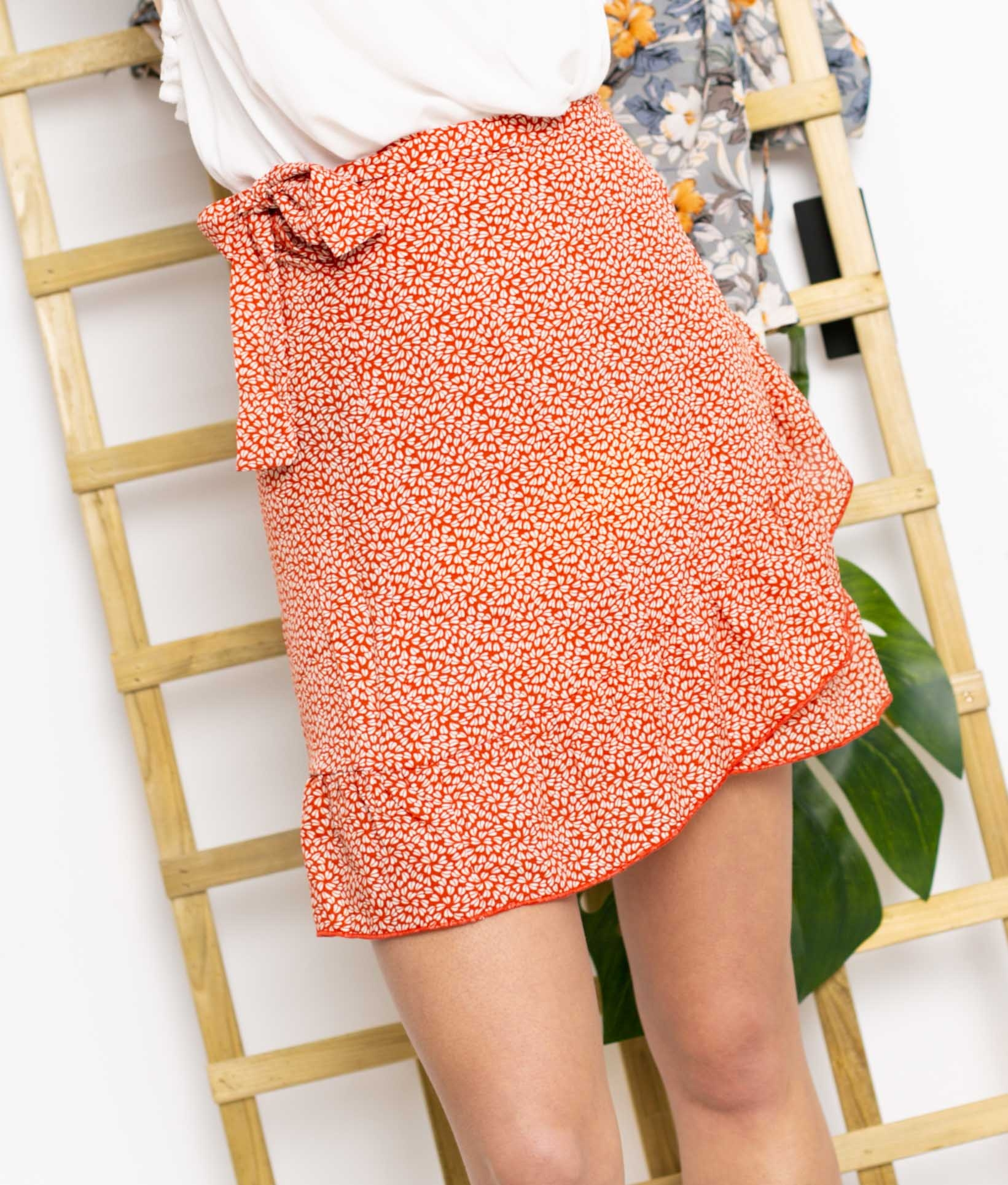 Skirt Gogre - Red