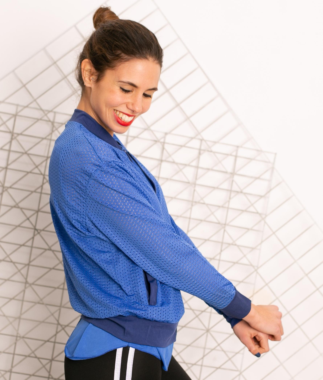 Jaqueta Ondry - Azul Klein