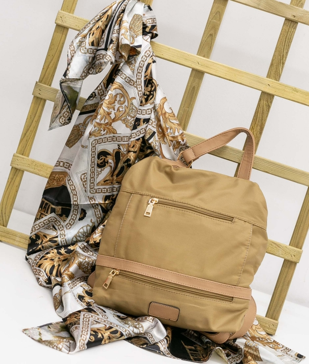 Backpack Dualen - Taupe