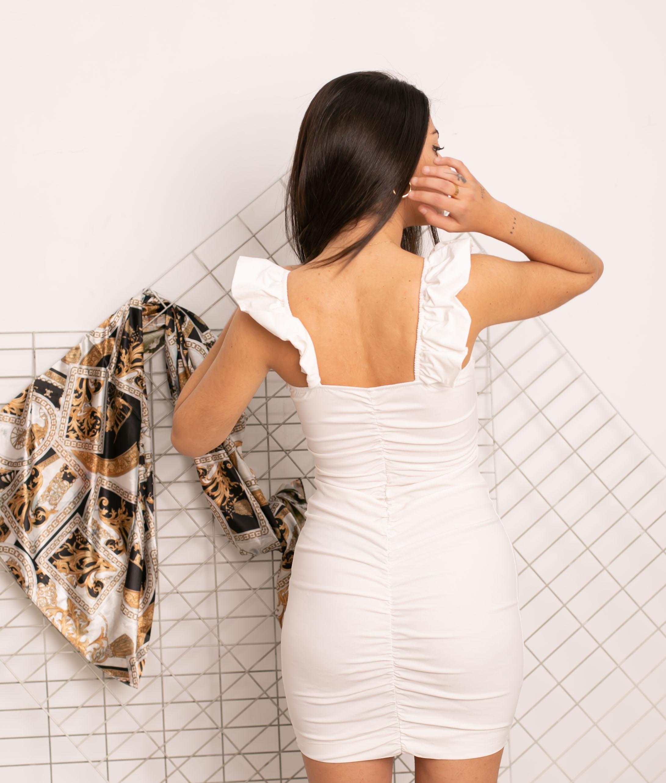 Vestido Neroti - Branco