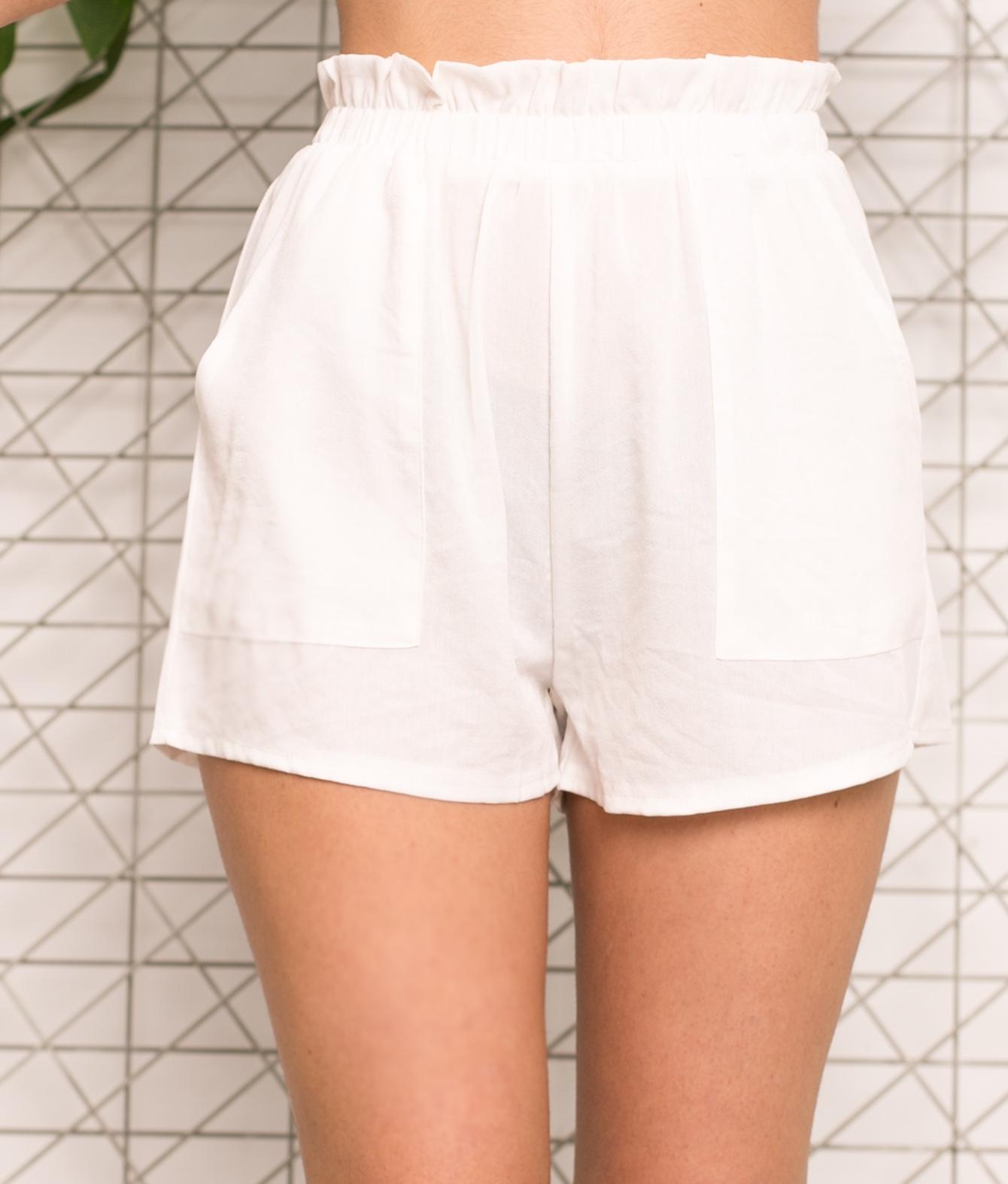 Short Milase - Branco