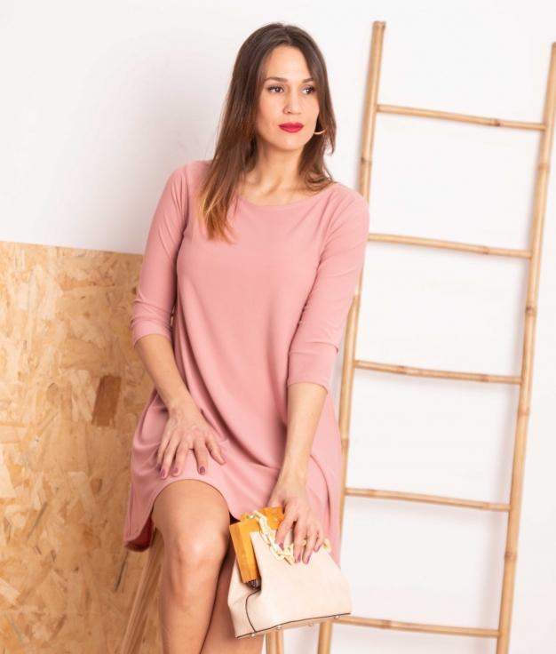 Vestido Fonles - Pink