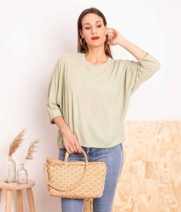 Camiseta Bentis - Aguamarina