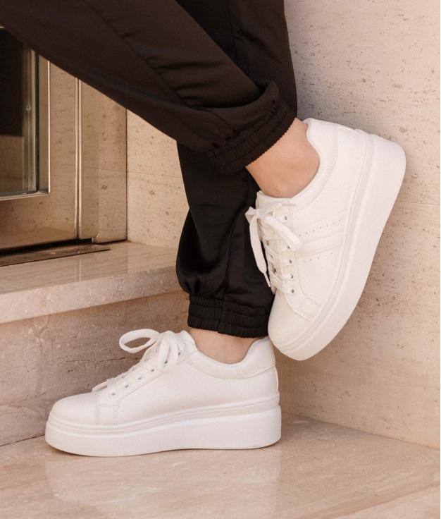 Sneakers Yoyole - Blanc