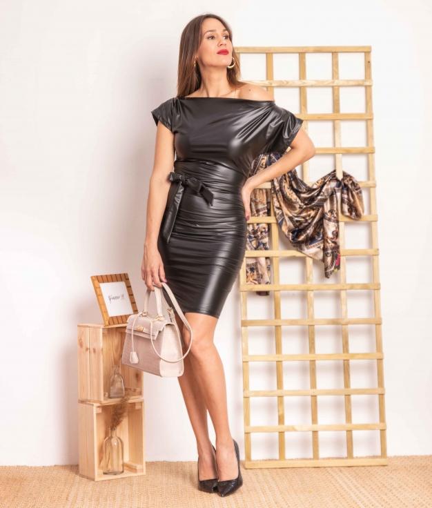 Vestido Toka - Negro