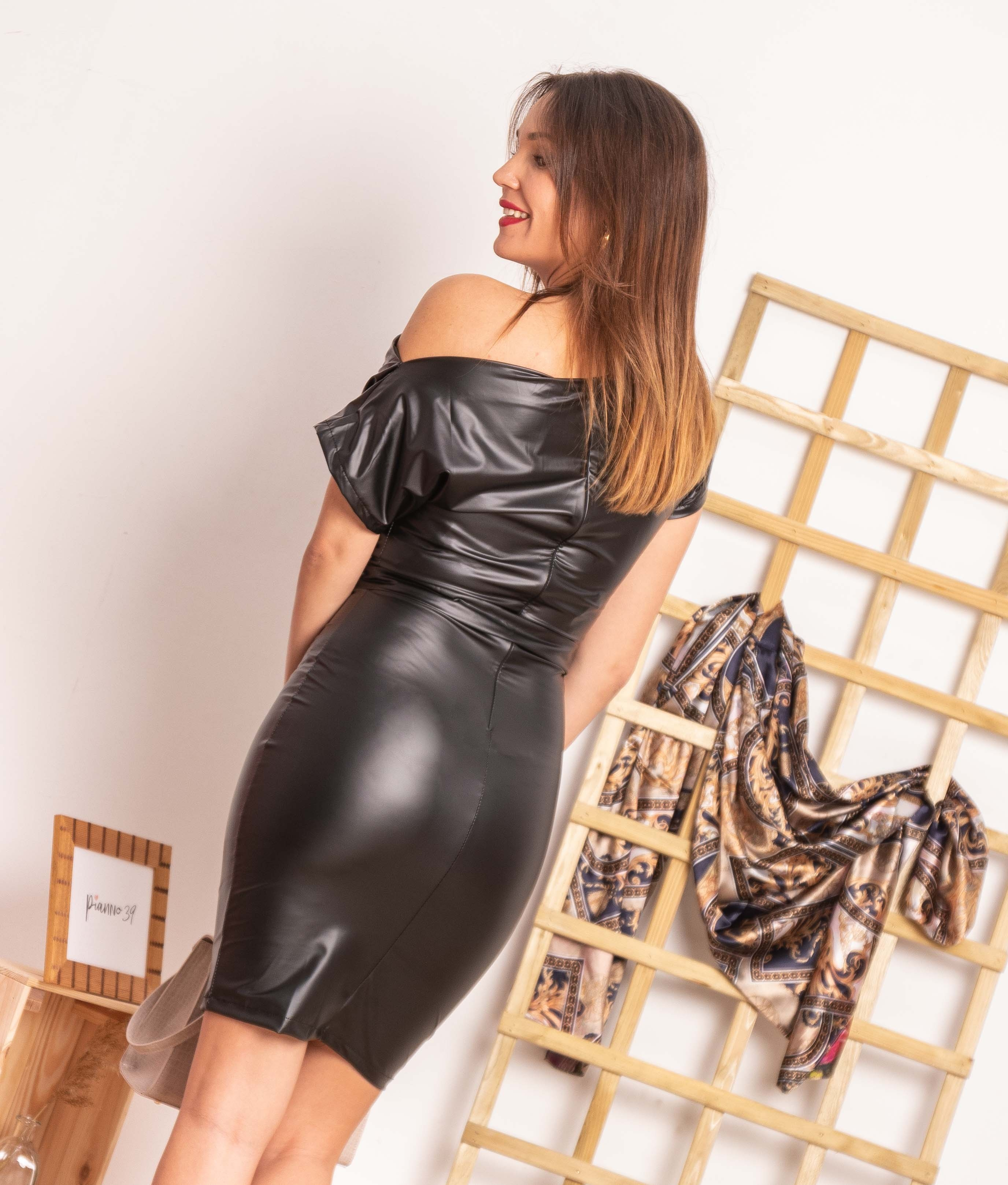 Vestido Toka - Black