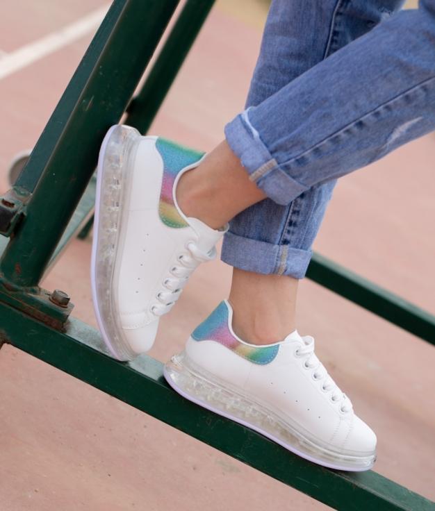 Sneakers Pastu - Multicolorido