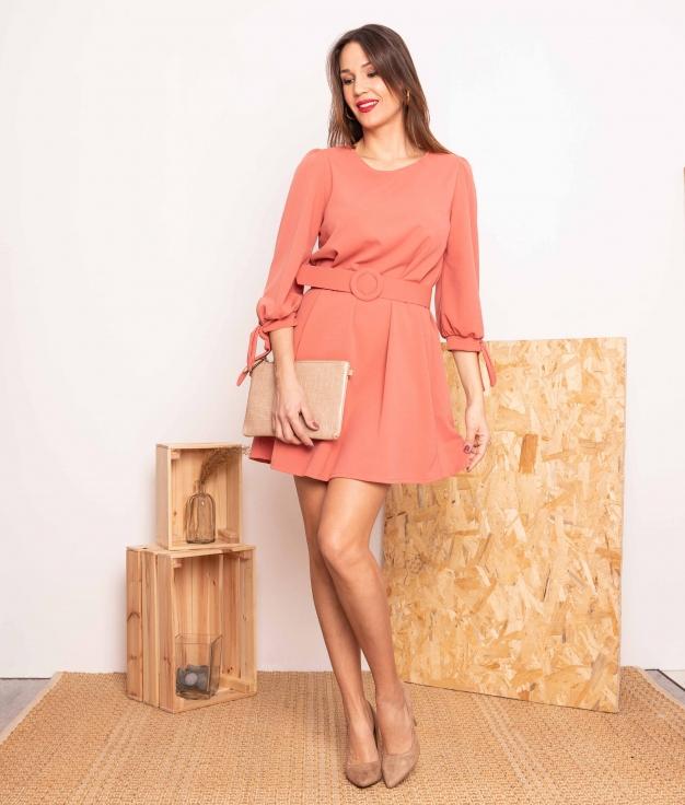 Vestido Kiel - Pink