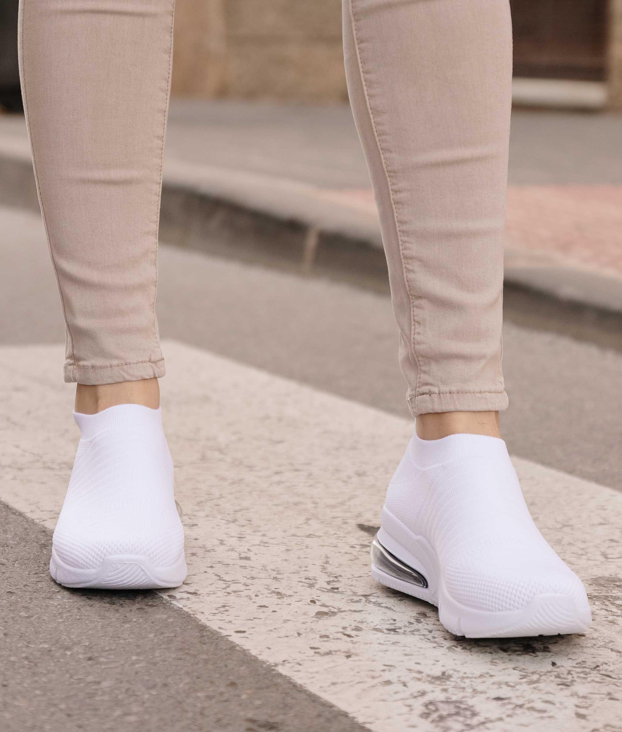 Sneakers Sunery - Blanc