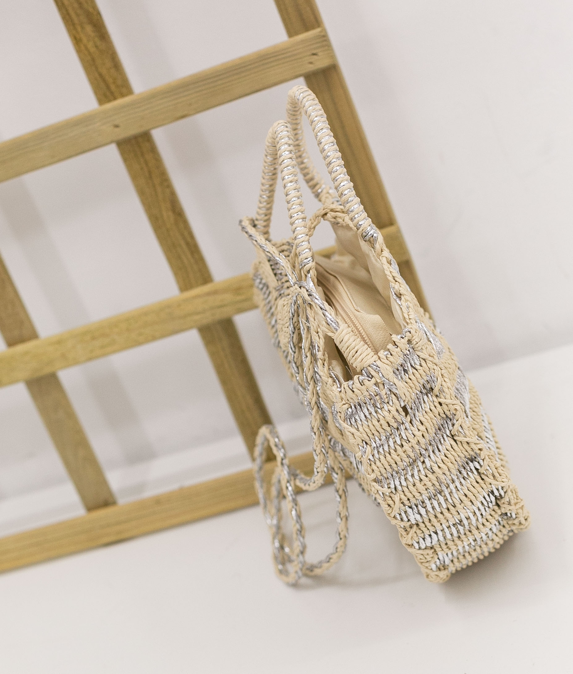 Bag Taron - Silver