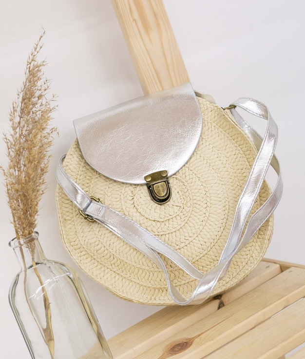 Bag Sisila - Silver