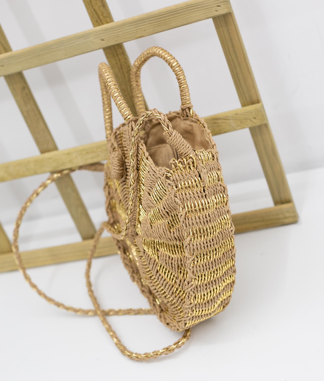 Bolsa Taron - Oro