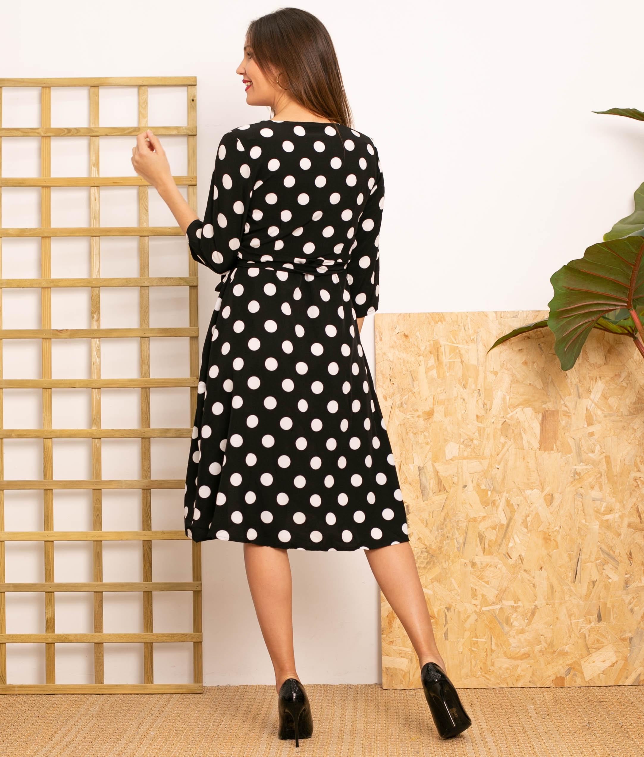 Vestido Pistel - Noir