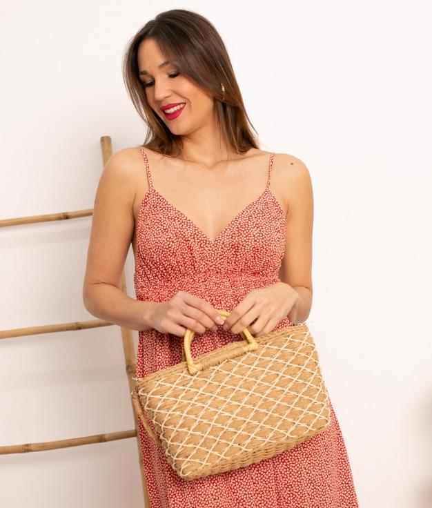 Vestido Petria - Rouge