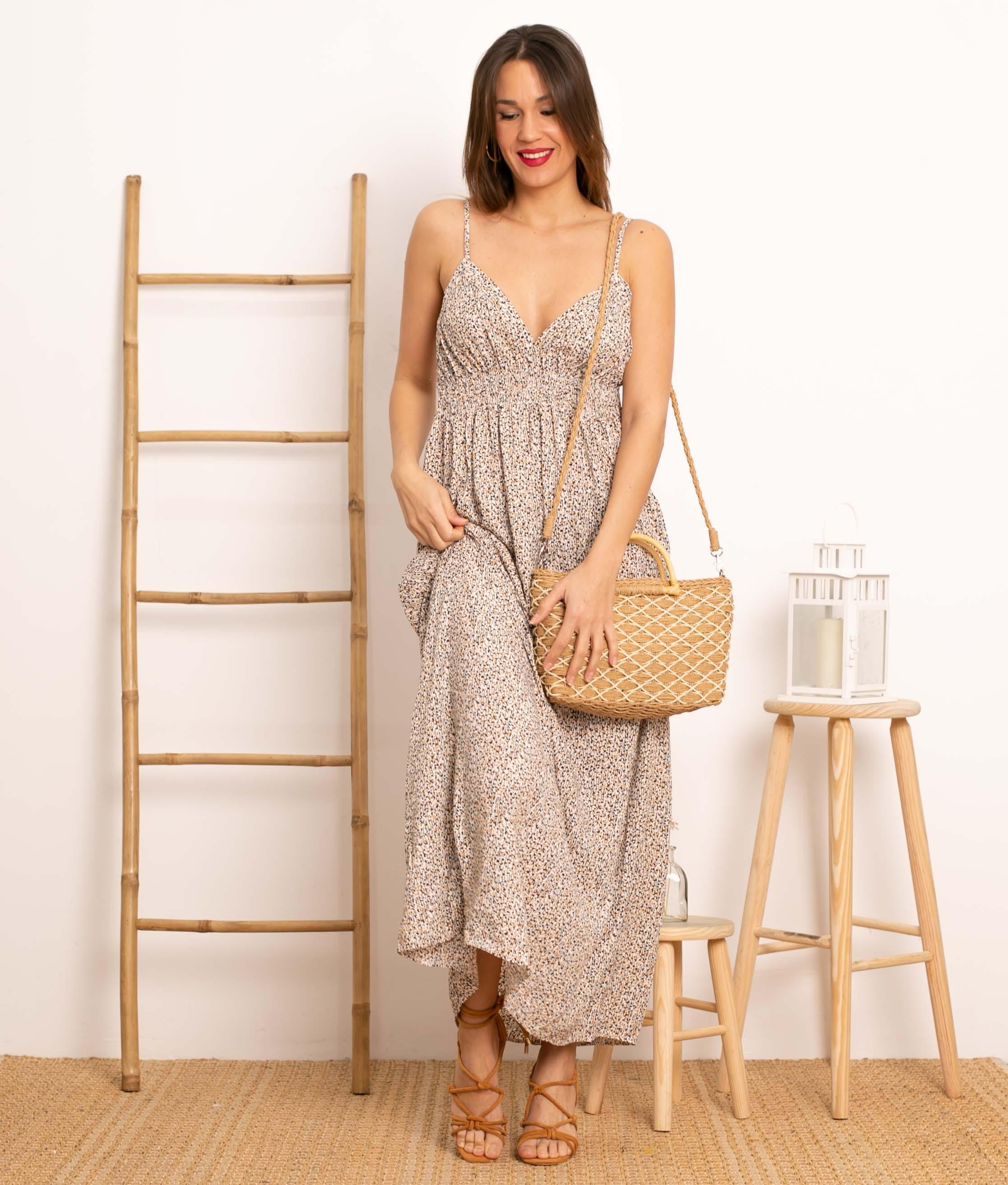 Vestido Golem - Blanco