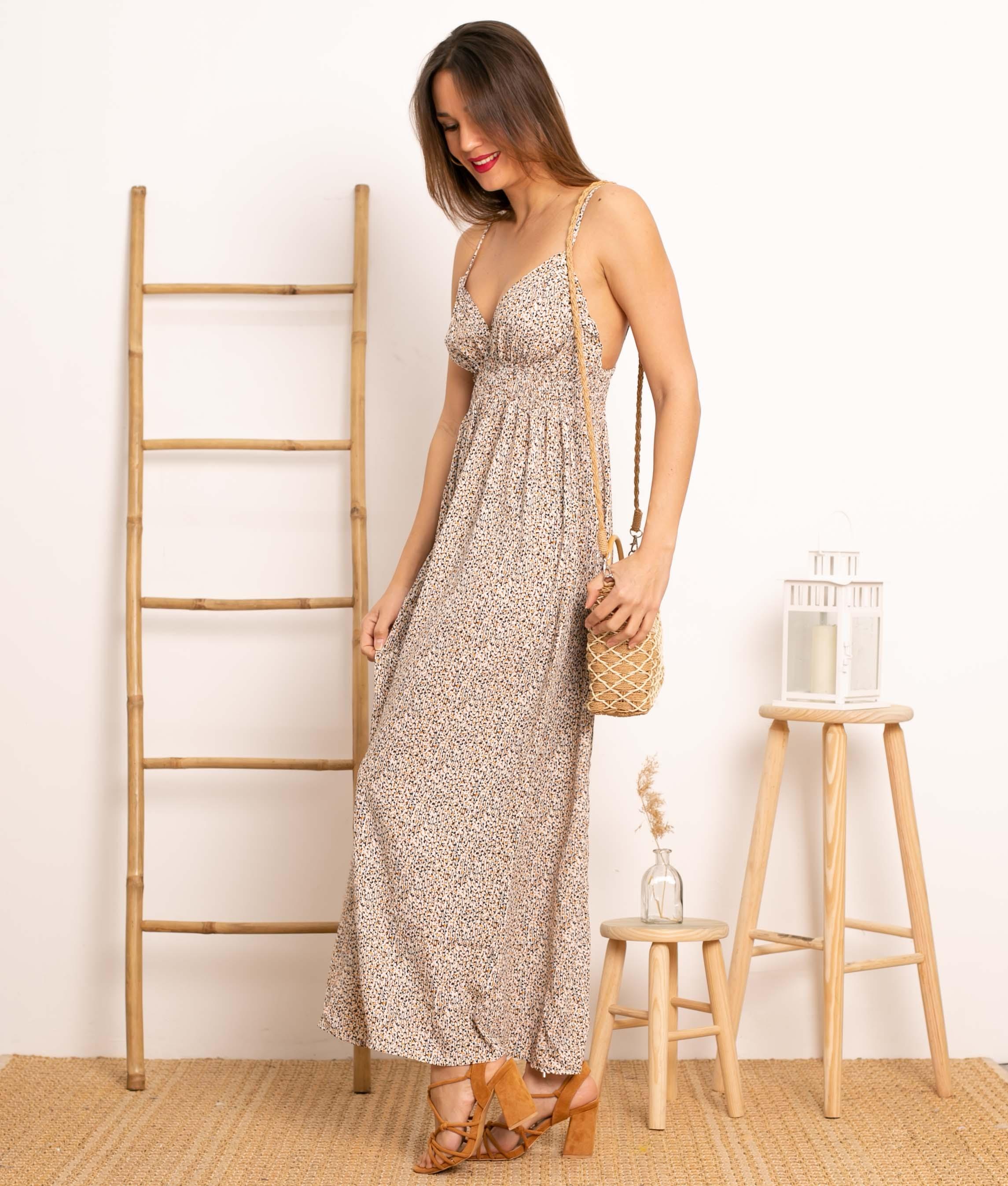 Vestido Golem - Blanc