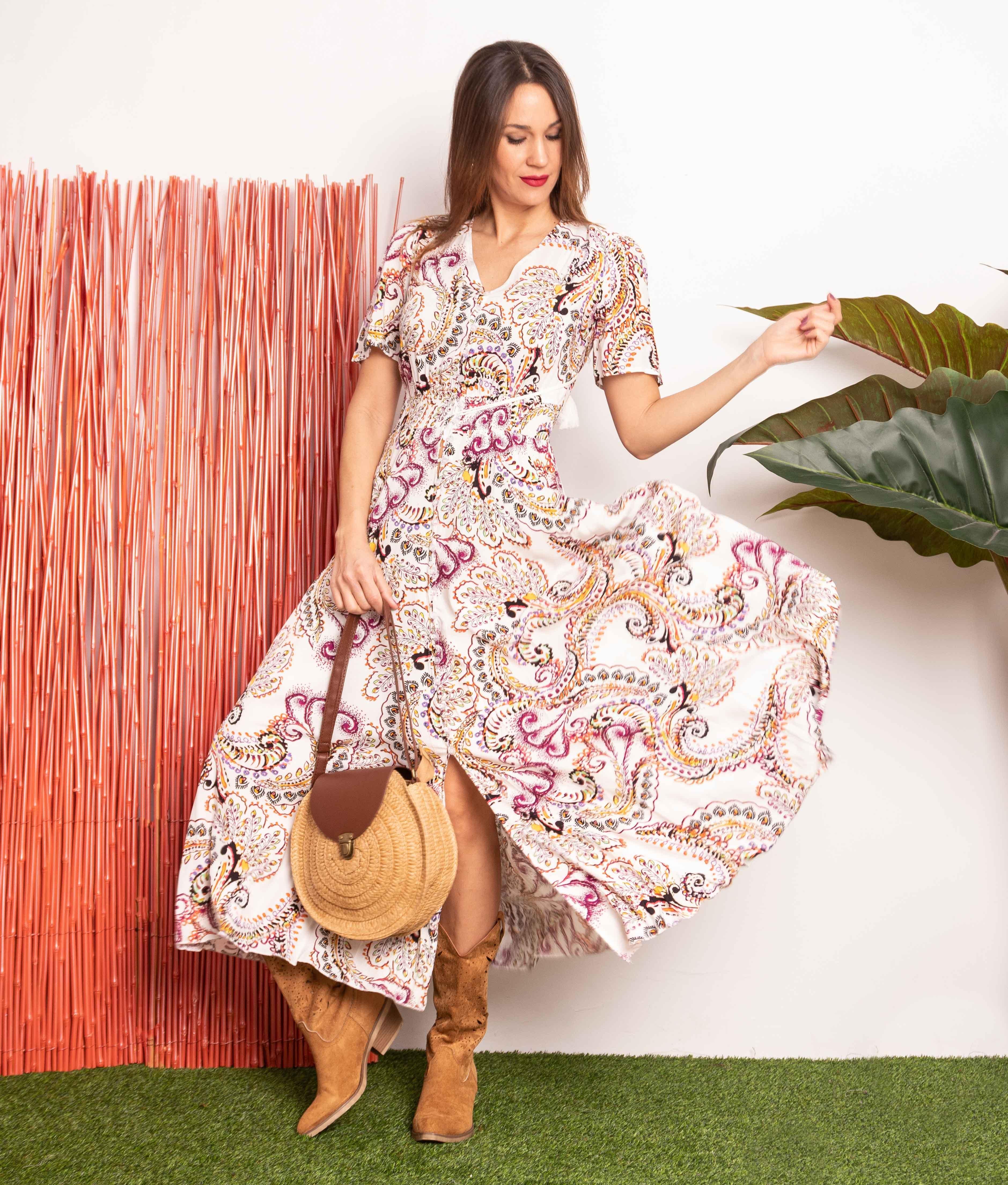 Vestido Winry - Blanco
