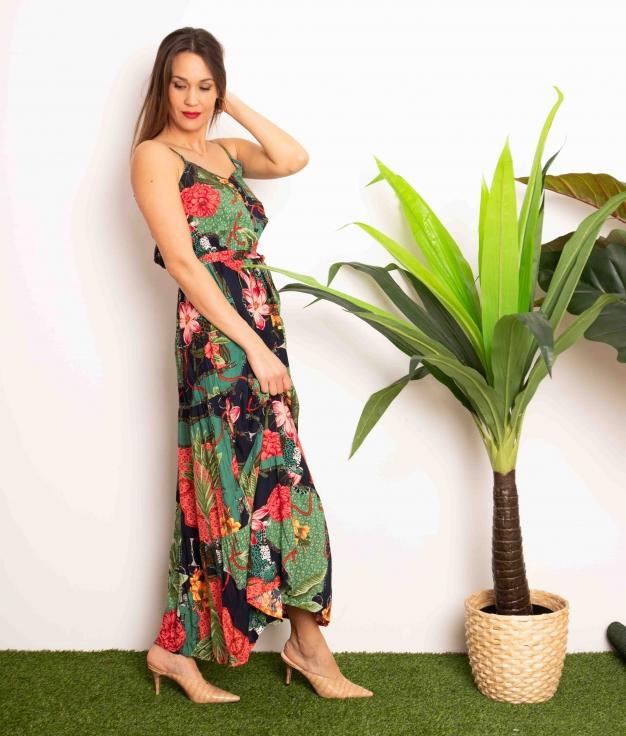 Vestido Yimi - Rosa