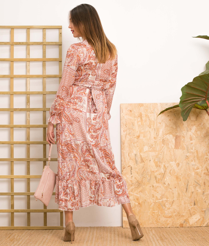 Vestido Creles - Pink