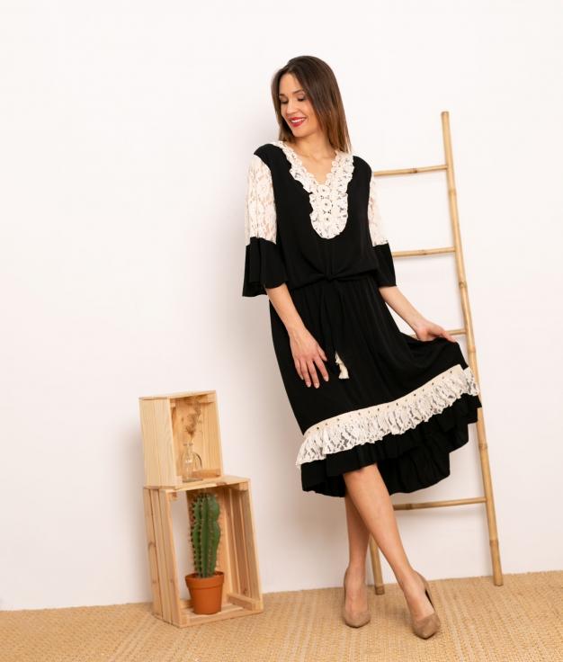Skirt Legolas - Black